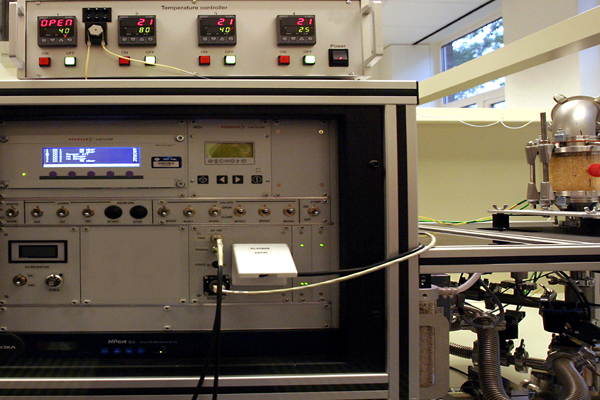 Foto van laboratorium techniek | Archief EHF