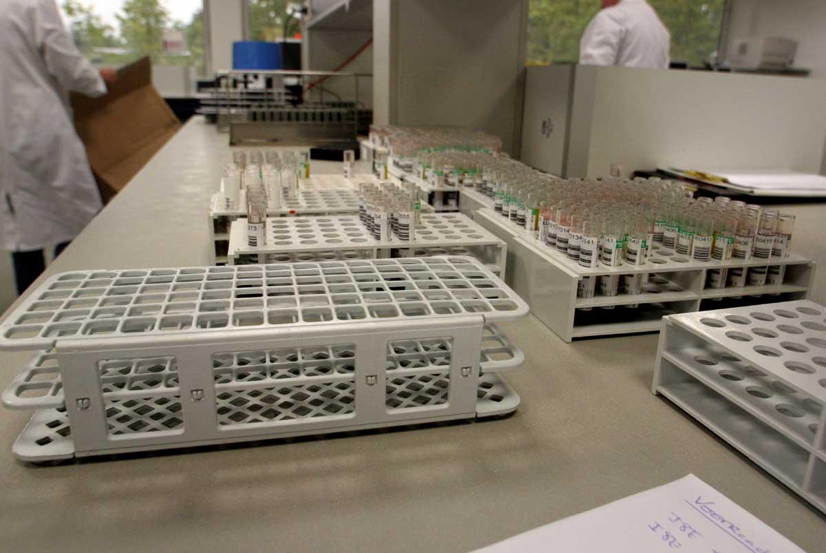laboratorium-reageerbuis