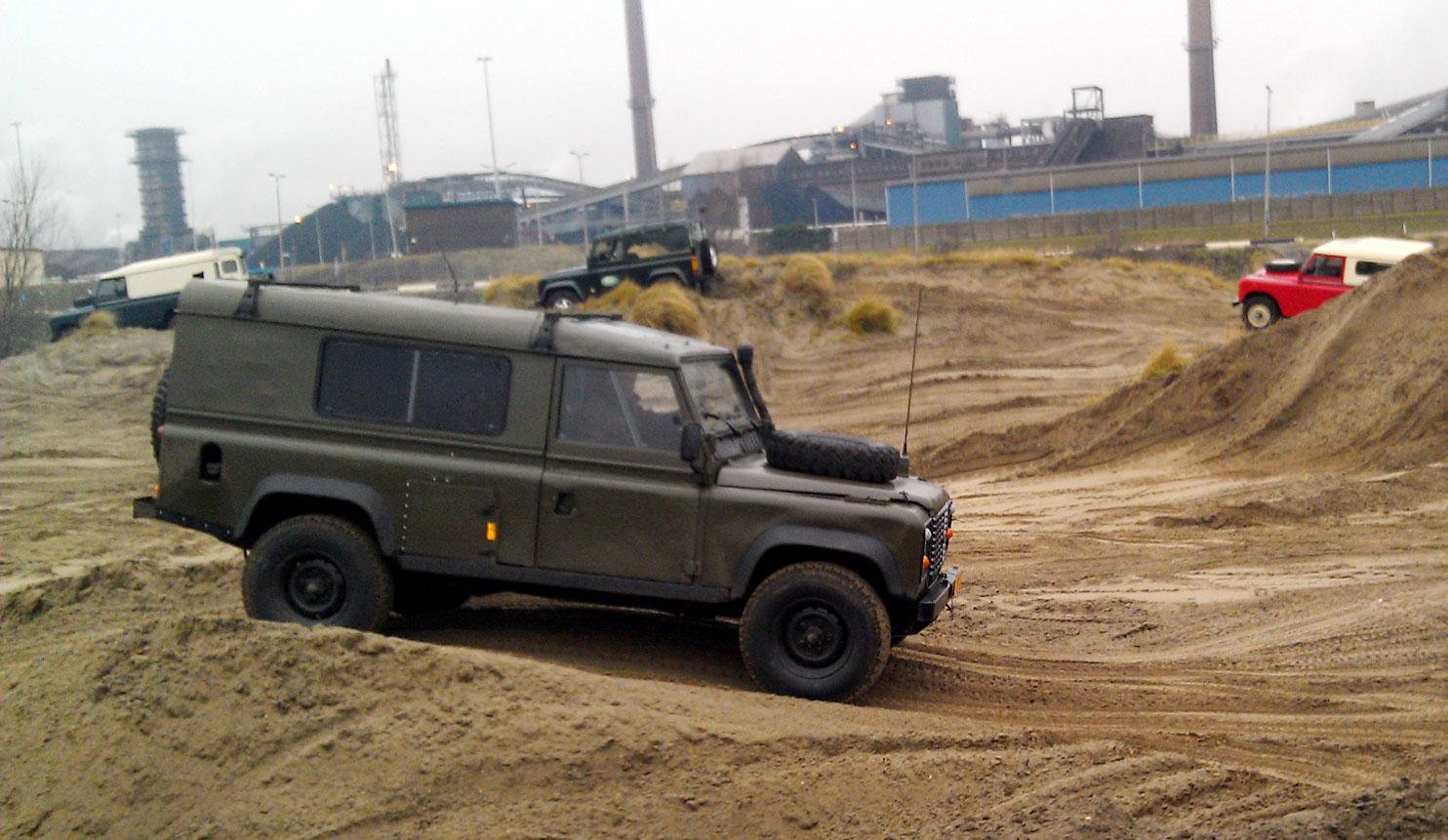 LandRover Defender