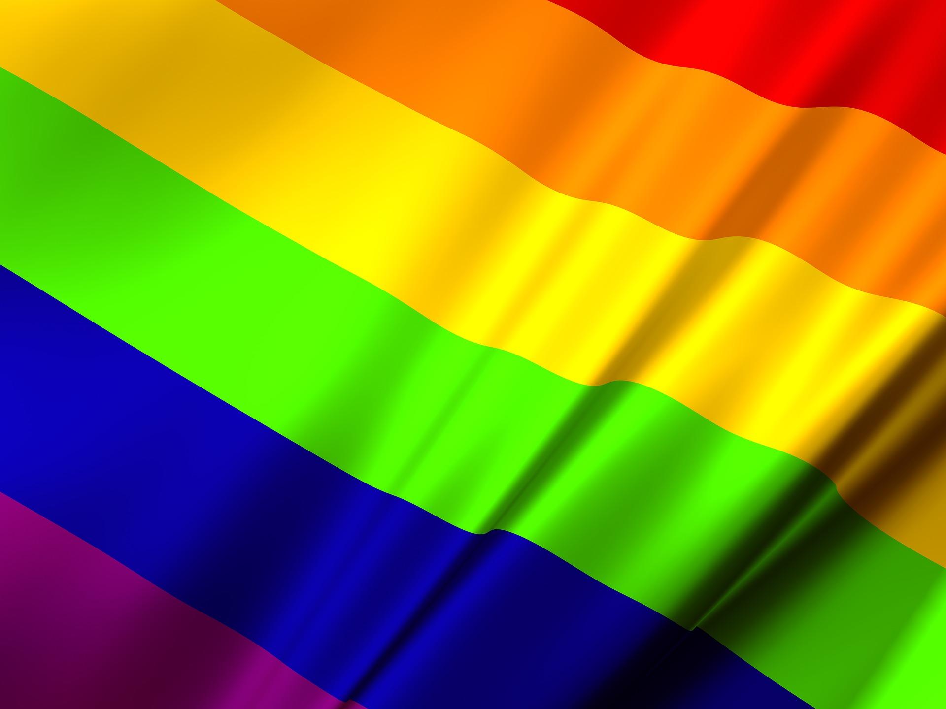 LGBT vlag