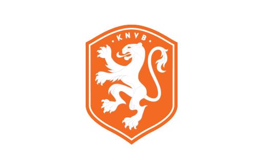 Logo dames oranje