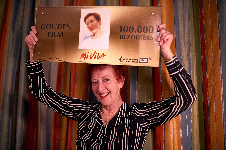 Mi Vida bekroond met Gouden Film