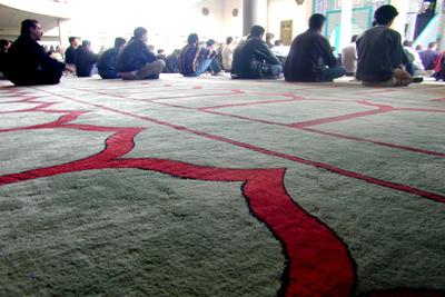 Foto van moskee   Archief EHF