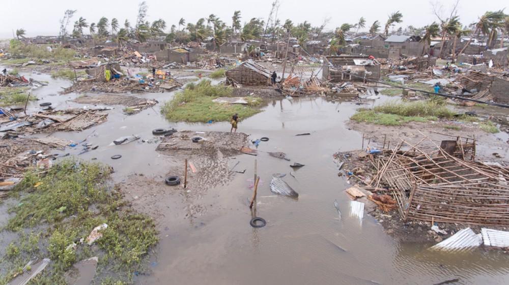 Rode Kruis opent giro 7244 voor slachtoffers na Cycloon Idai