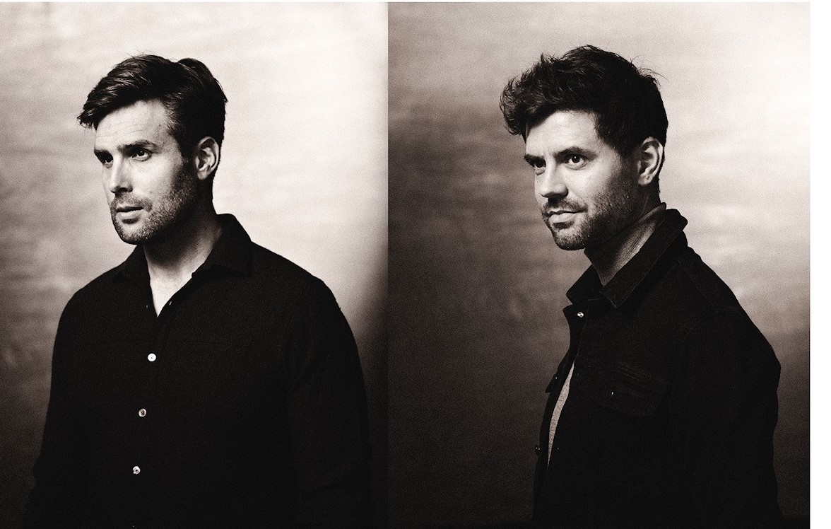 """Nieuwe single Nick & Simon """"Oostenwind"""""""