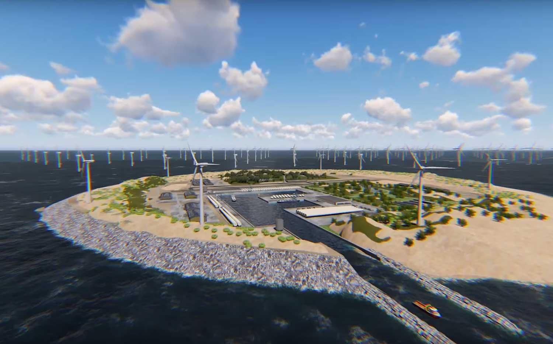 Gasunie versterkt North Sea Wind Power Hub