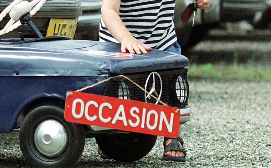 Europese kopers tweedehands auto's massaal getild