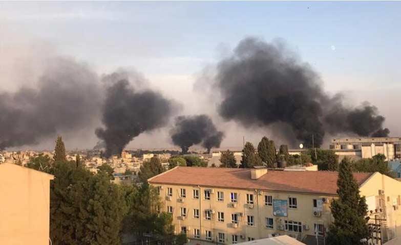Erdogan begonnen met aanval op Noordoost-Syrië