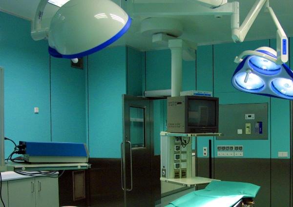 Foto van operatiekamer