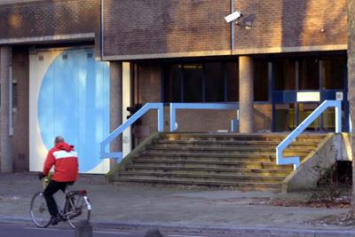 Foto van Pieter Baan Centrum Utrecht | Archief EHF