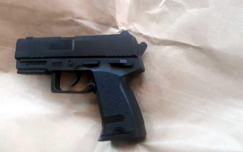 pistool-aansteker