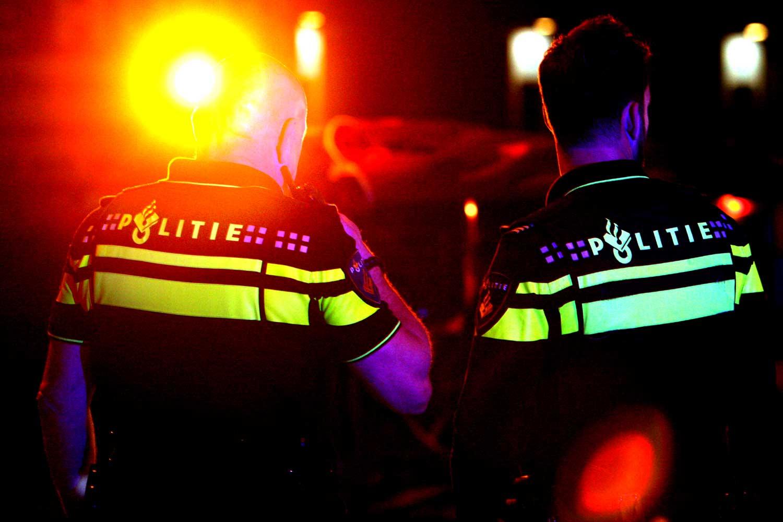 politie agenten