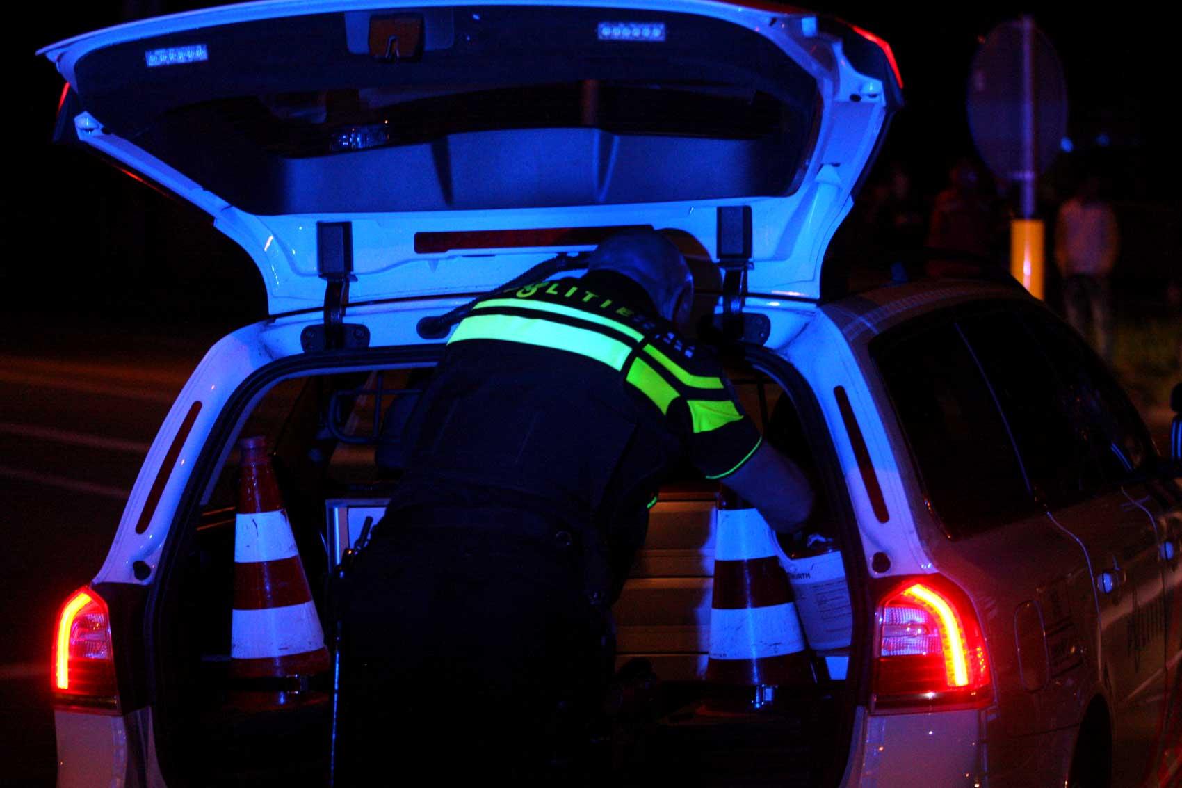 politie-donker-agent
