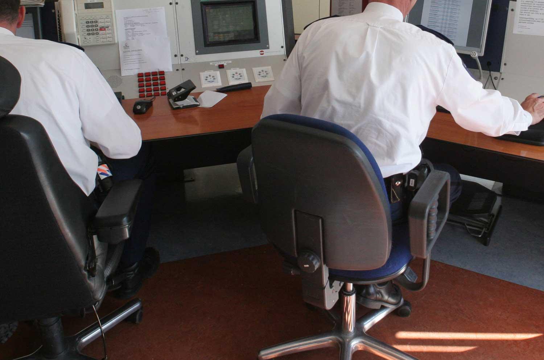 politie-meldkamer
