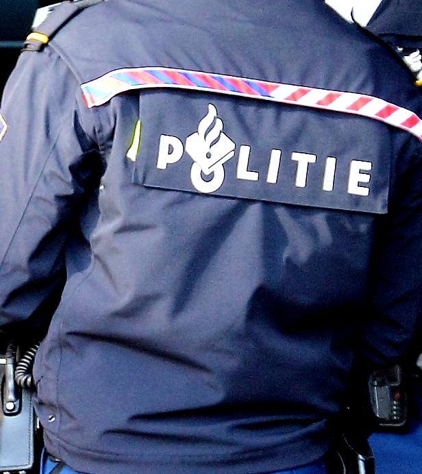 Foto van uniformjas politie | MV