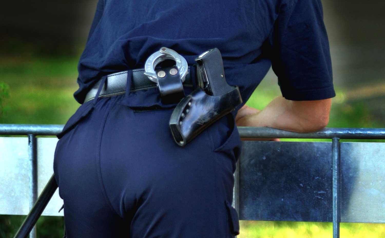 politie-vuurwapen