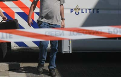 politie-afzetting-linten