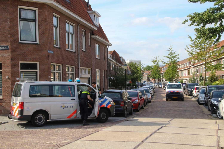 politieautos-melding