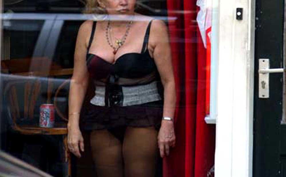 prostituee leven