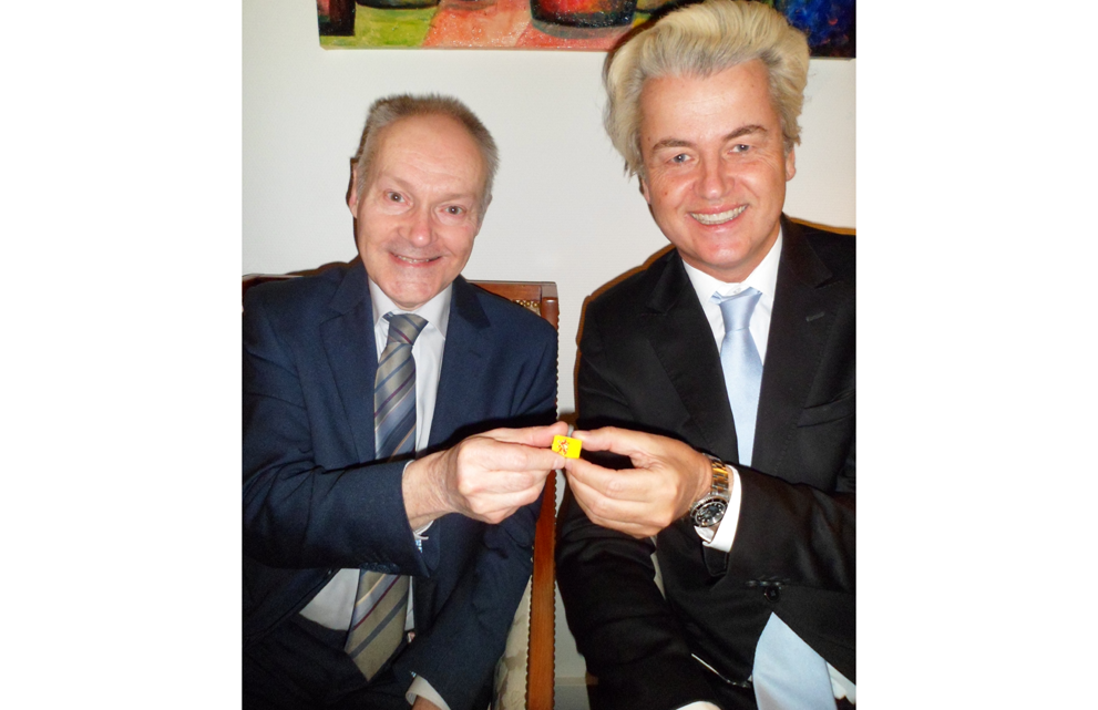PVV haalt uit naar Zuid-Hollandse commissaris om provinciespeld