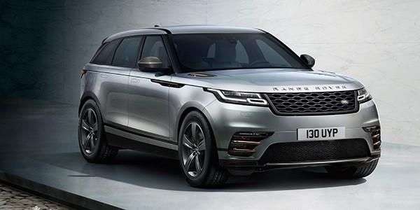 Foto van Range Rover
