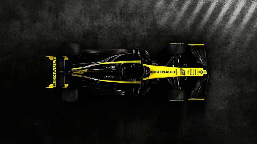 Renault F1-team
