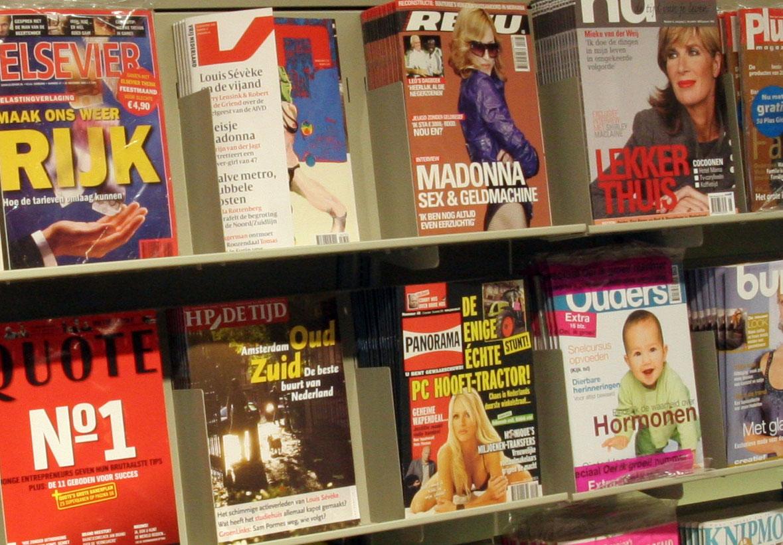Pijper koopt Nieuwe Revu, Panorama en Playboy