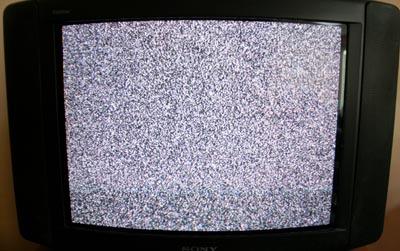 Foto van televisie   Archief EHF