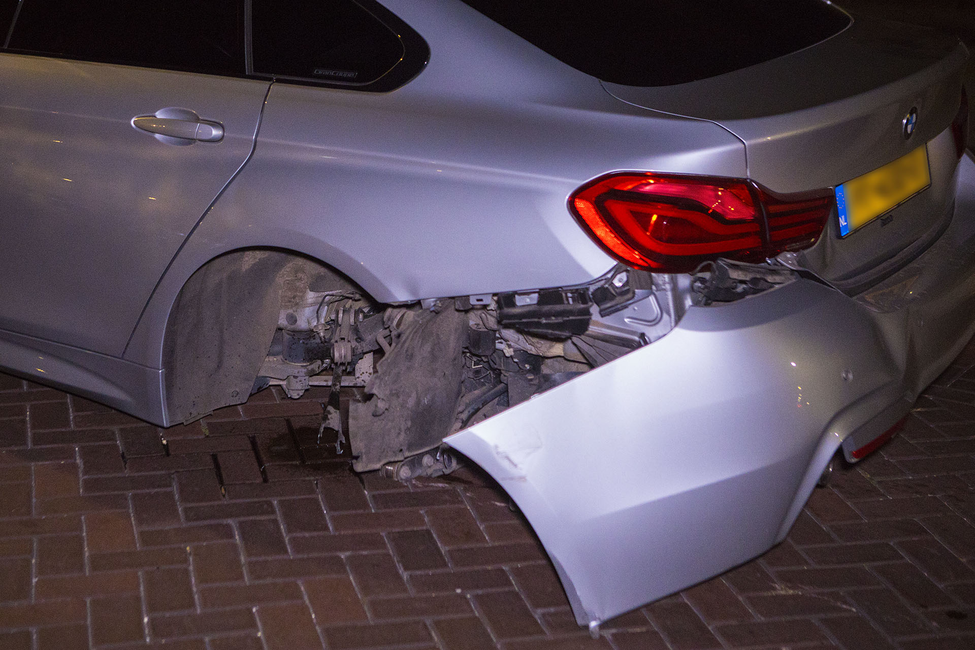 auto mist wiel