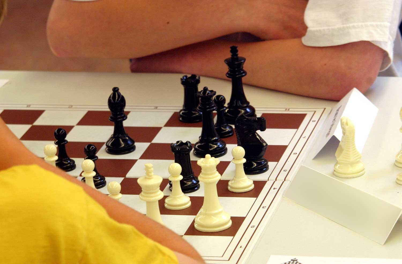 schaken-schaakbord