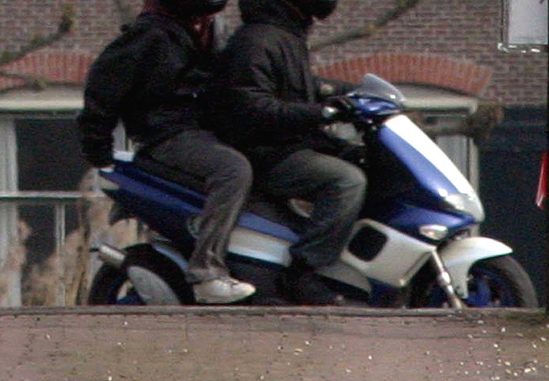 scooter-helmen