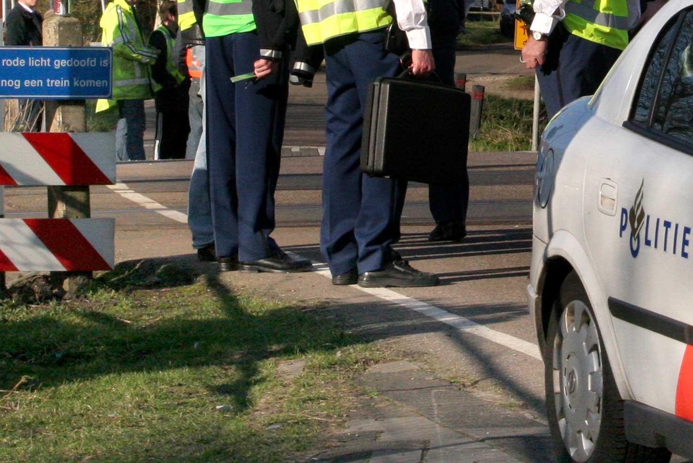 spoorwegovergang-politie-aanrijding