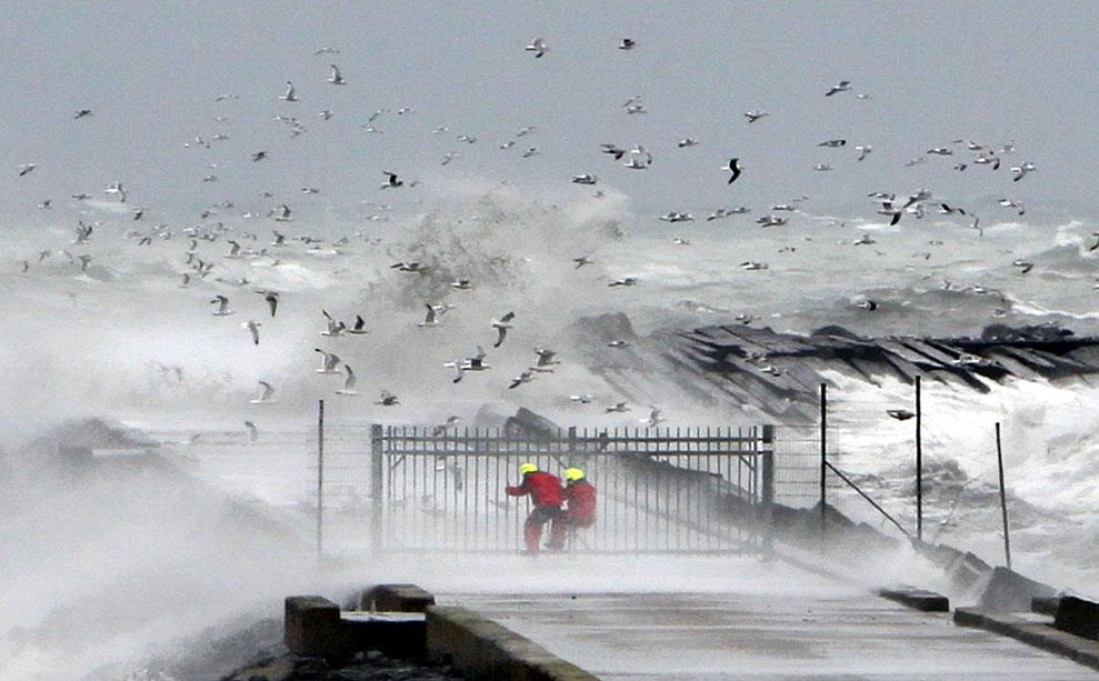 foto van storm | Ko van Leeuwen
