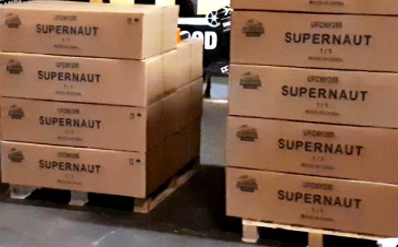 supernaut-vuurwerk-dozen