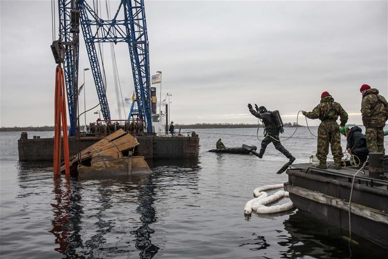 foto van Duits landingsvaartuig | Defensie
