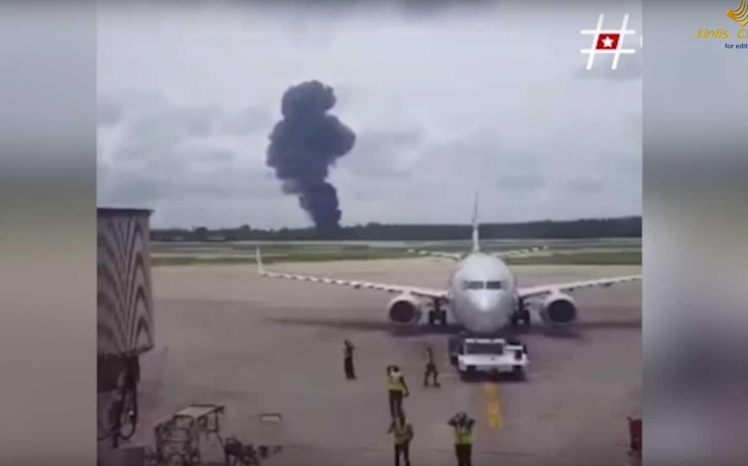 Vliegtuig stort vlak na start neer bij Havana, slechts 3 overlevenden