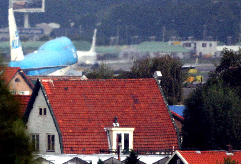 vliegtuig-lawaai