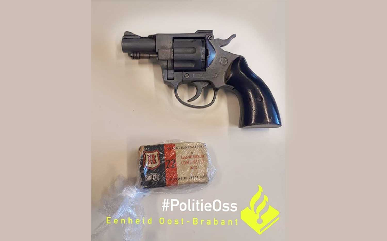 vuurwapen-revolver