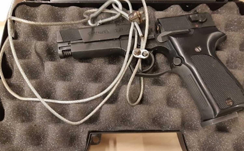 wapen-gasdruk