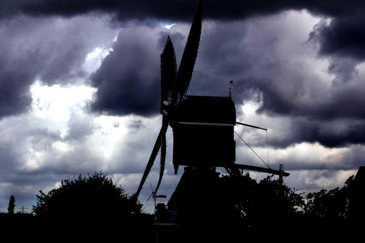 48 Nederlandse windmolens stilgezet vanwege metaalmoeheid
