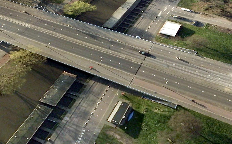 Foto van Zandpad Utrecht   Google Earth