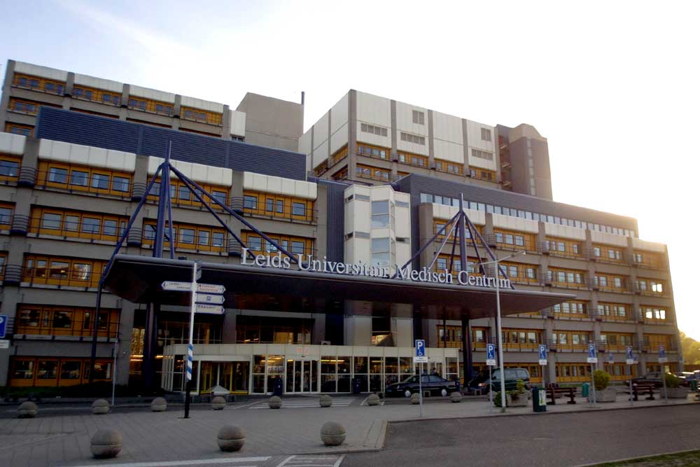 Foto van ziekenhuis LUMC   Archief EHF
