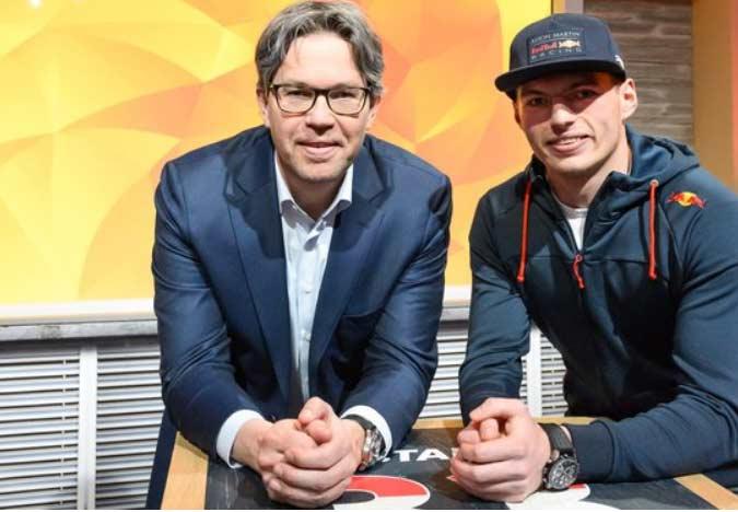 Ziggo en Max Verstappen breiden partnership verder uit