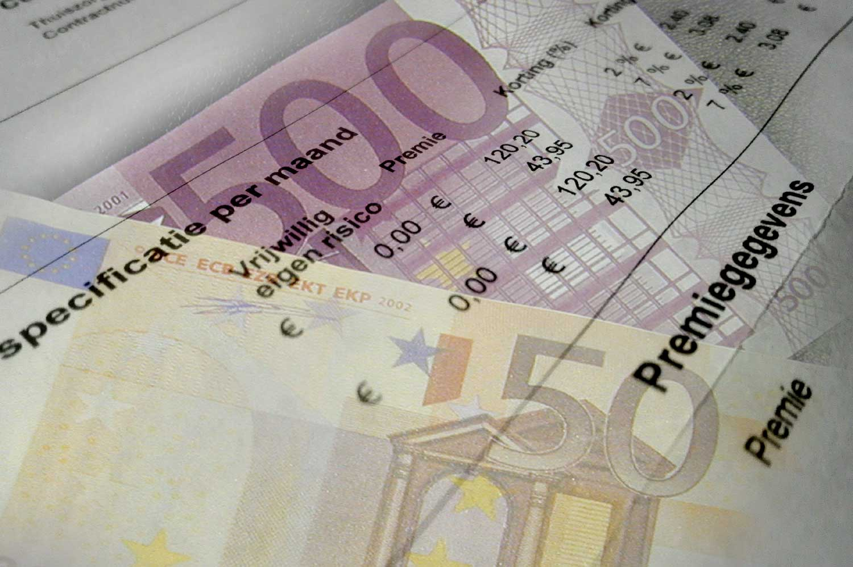 zorgpremie-eurobiljetten