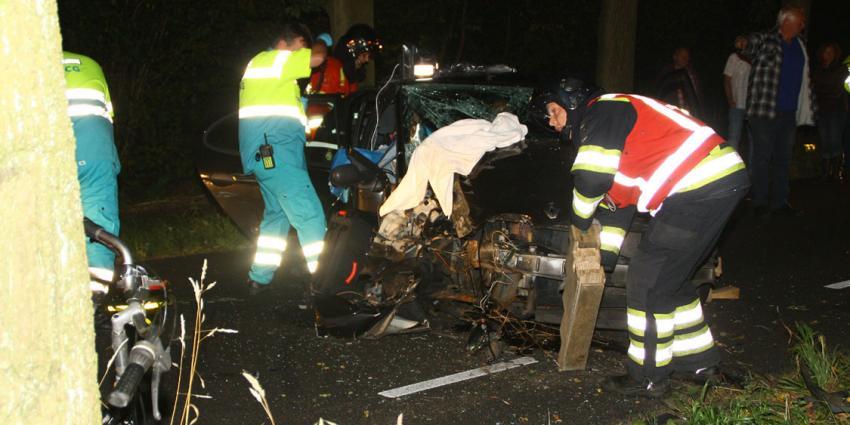 Foto van ongeval in Elim | Henk Brunink