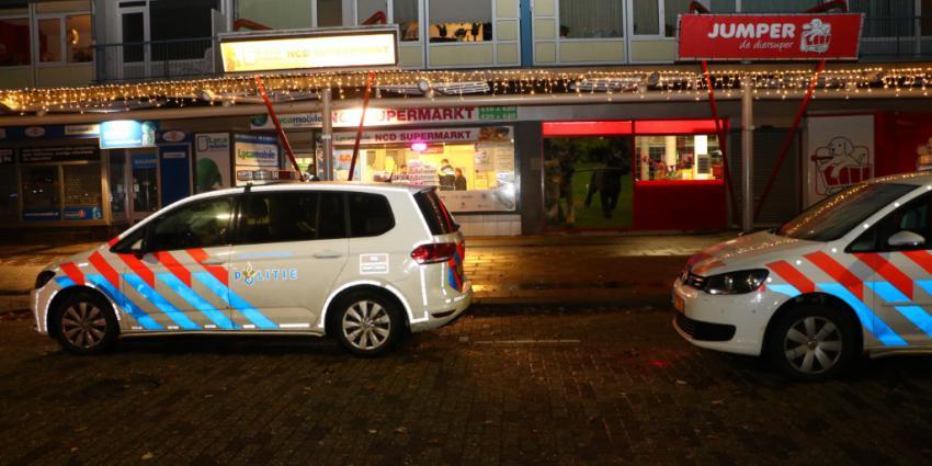 Overval op supermarkt in Vlaardingen