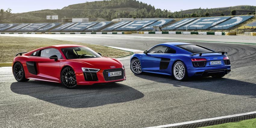 Nieuwe R8 is Audi's snelste productieauto ooit