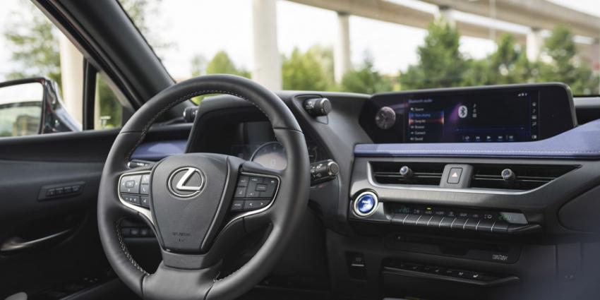 De nieuwe Lexus UX 250h