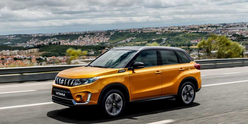 Suzuki onthult eerste beeldmateriaal nieuwe Vitara