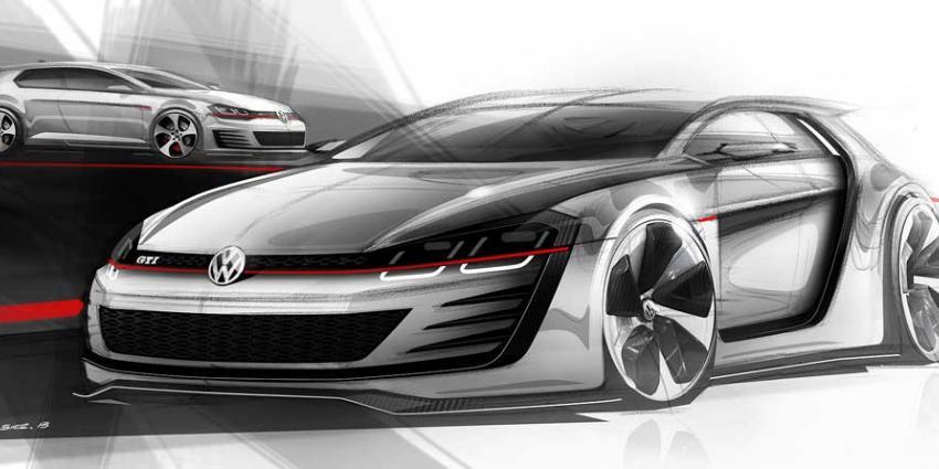 Foto van extreme VW Golf GTI   Volkswagen